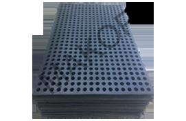 Delikli Buzağı Yatağı 1000x1500x18mm